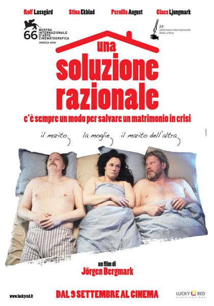Locandina italiana Una soluzione razionale