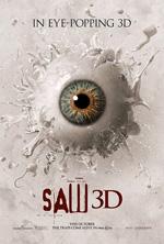 Poster Saw 3D  n. 10