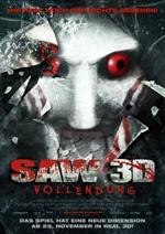 Poster Saw 3D  n. 11