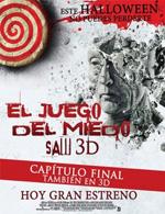 Poster Saw 3D  n. 12