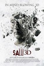 Poster Saw 3D  n. 2