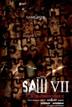 Poster Saw 3D  n. 24