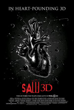 Poster Saw 3D  n. 3
