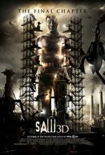 Poster Saw 3D  n. 6