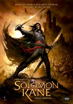 Poster Solomon Kane  n. 5