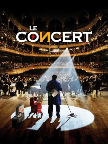 Poster Il concerto