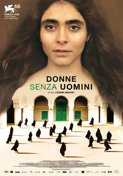 Locandina italiana Donne senza uomini