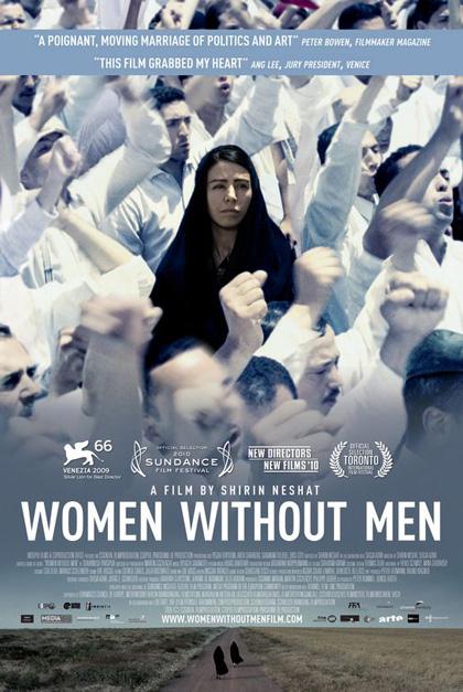 Poster Donne senza uomini