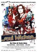 Poster Soul Kitchen  n. 1