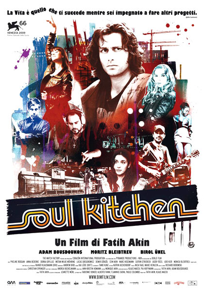 Poster Soul Kitchen