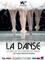 Locandina La Danse - Le Ballet de l'Opéra de Paris