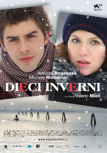 Locandina italiana Dieci inverni