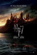 Poster Harry Potter e i doni della morte - Parte II  n. 1