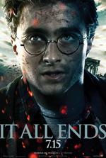 Poster Harry Potter e i doni della morte - Parte II  n. 11