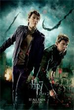 Poster Harry Potter e i doni della morte - Parte II  n. 17