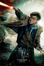 Poster Harry Potter e i doni della morte - Parte II  n. 20