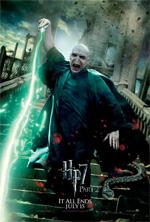 Poster Harry Potter e i doni della morte - Parte II  n. 21