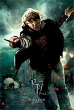 Poster Harry Potter e i doni della morte - Parte II  n. 22