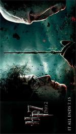 Poster Harry Potter e i doni della morte - Parte II  n. 3