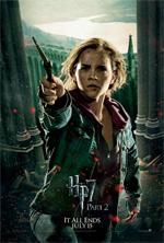 Poster Harry Potter e i doni della morte - Parte II  n. 23