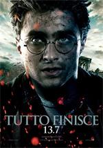 Poster Harry Potter e i doni della morte - Parte II  n. 33