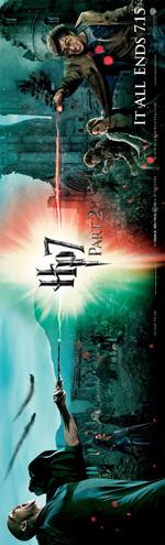 Poster Harry Potter e i doni della morte - Parte II  n. 35