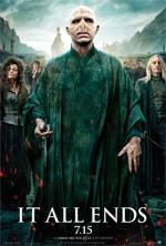 Poster Harry Potter e i doni della morte - Parte II  n. 36