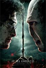 Poster Harry Potter e i doni della morte - Parte II  n. 37