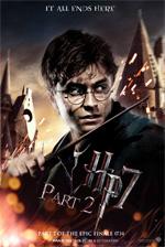 Poster Harry Potter e i doni della morte - Parte II  n. 5