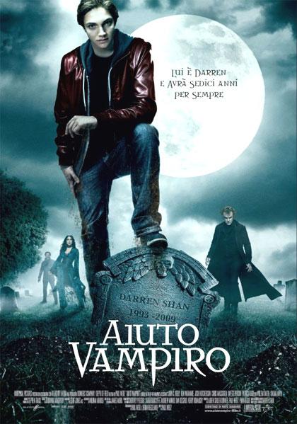 Locandina italiana Aiuto Vampiro