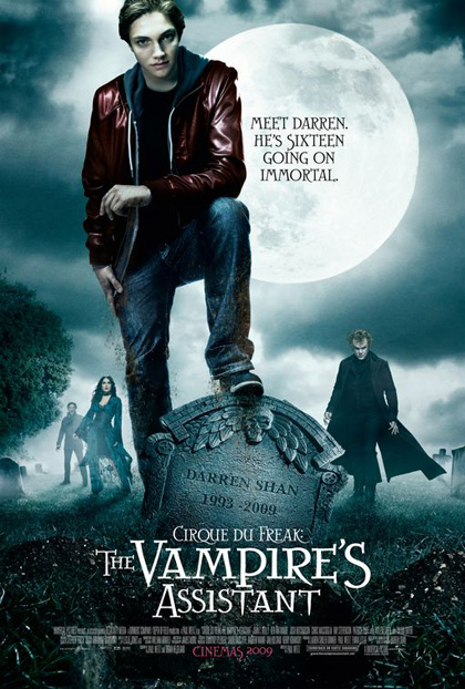 Poster Aiuto Vampiro