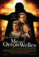 Trailer Me and Orson Welles