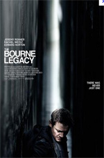 Poster The Bourne Legacy  n. 1