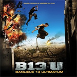 Cover CD Banlieue 13 - Ultimatum