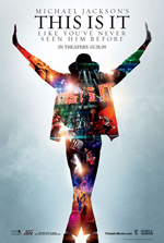 Poster Michael Jackson's This Is It  n. 1