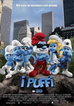 Poster I Puffi  n. 0