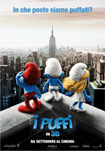Poster I Puffi  n. 14
