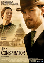 Poster The Conspirator  n. 0