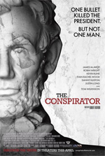 Poster The Conspirator  n. 1