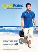 Trailer Royal Pains