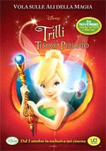 Poster Trilli e il tesoro perduto  n. 0