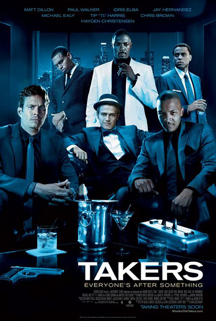 Takers 2010 Mymovies It