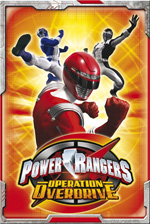 Locandina Power Rangers: Operation Overdrive