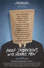 Trailer Brief Interviews with Hideous Men