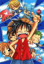Locandina One Piece - Tutti all'arrembaggio