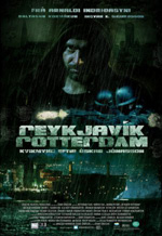 Poster Reykjavik-Rotterdam  n. 0