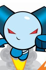 Locandina Robotboy