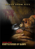 Poster Brotherhood of Evil  n. 0