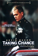 Trailer Taking Chance - Il ritorno di un eroe