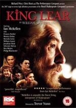 Locandina King Lear